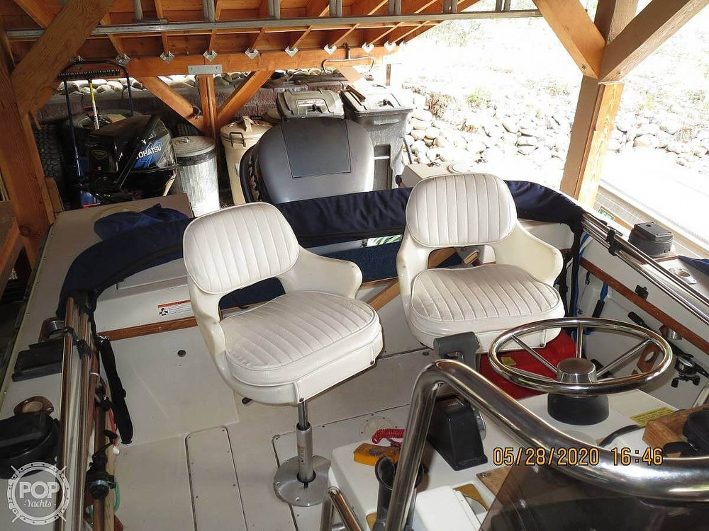 1988 Starcraft boat for sale, model of the boat is Bluewater 180 & Image # 4 of 27