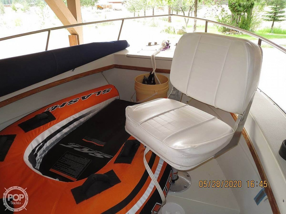 1988 Starcraft boat for sale, model of the boat is Bluewater 180 & Image # 6 of 27