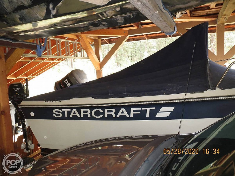 1988 Starcraft boat for sale, model of the boat is Bluewater 180 & Image # 9 of 27