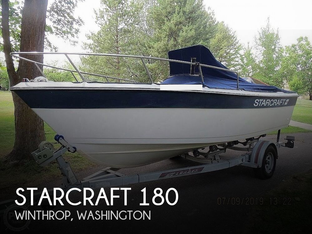 1988 STARCRAFT BLUEWATER 180 for sale