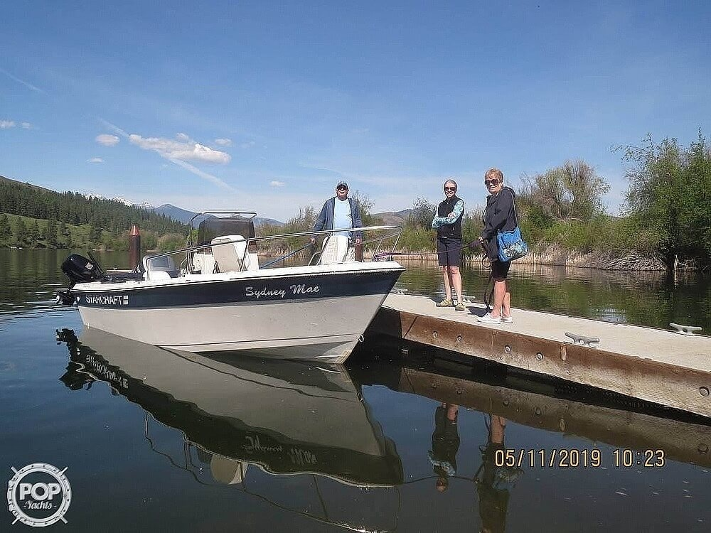 1988 Starcraft boat for sale, model of the boat is Bluewater 180 & Image # 26 of 27
