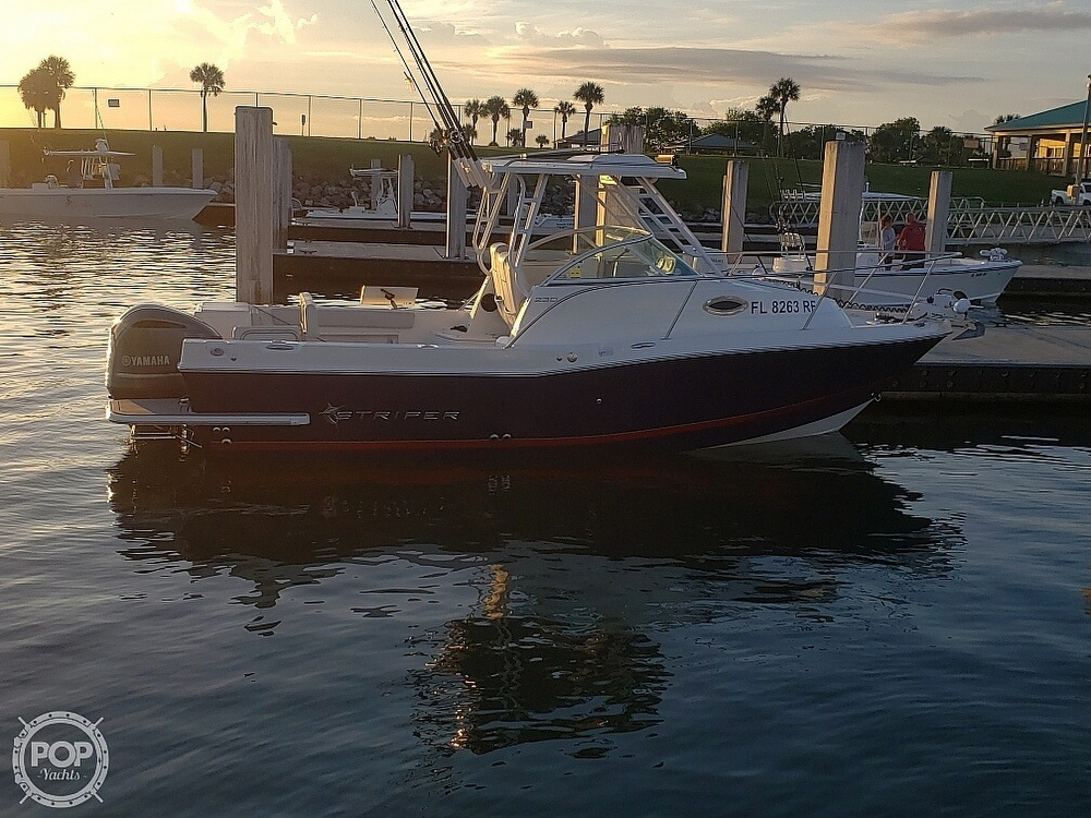 2017 Striper boat for sale, model of the boat is 230 & Image # 2 of 40