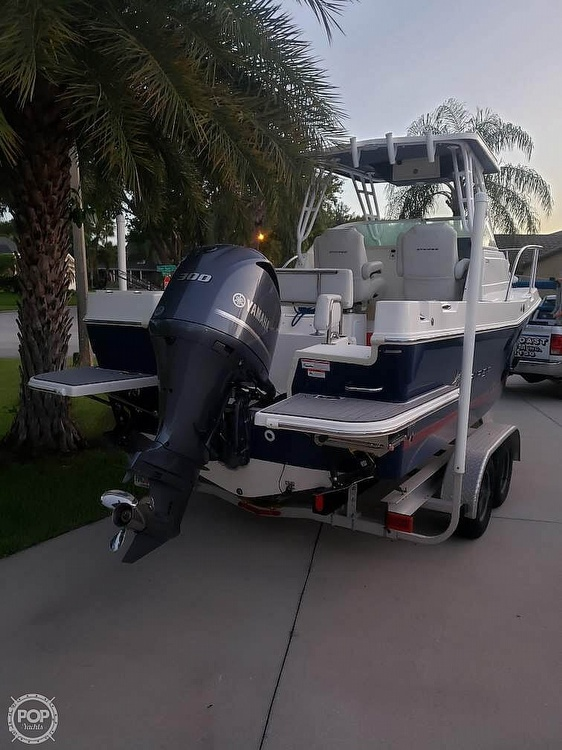 2017 Striper boat for sale, model of the boat is 230 & Image # 4 of 40