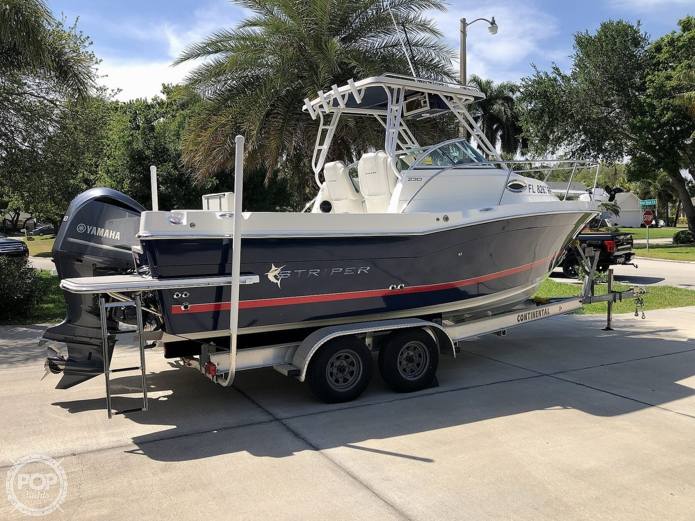2017 Striper boat for sale, model of the boat is 230 & Image # 16 of 40