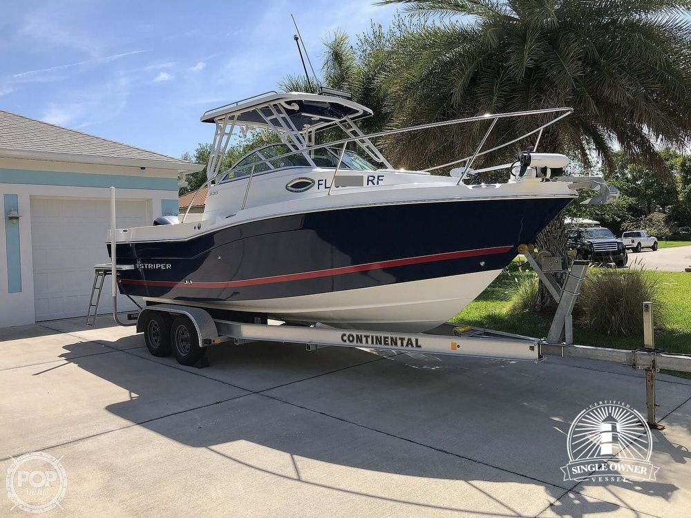 2017 Seaswirl Striper 230 WA - #$LI_INDEX