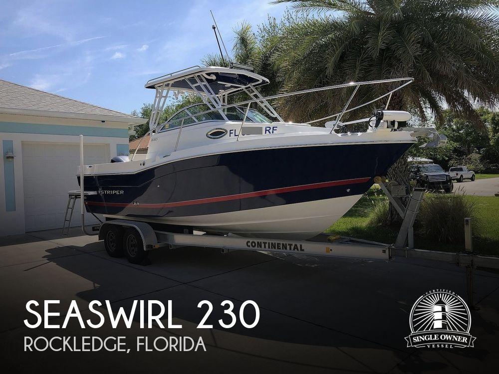 2017 Seaswirl boat for sale, model of the boat is Striper 230 WA & Image # 1 of 40
