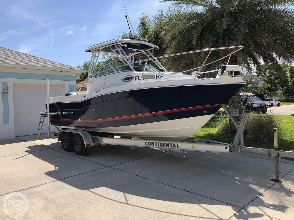 2017 Striper boat for sale, model of the boat is 230 & Image # 18 of 40