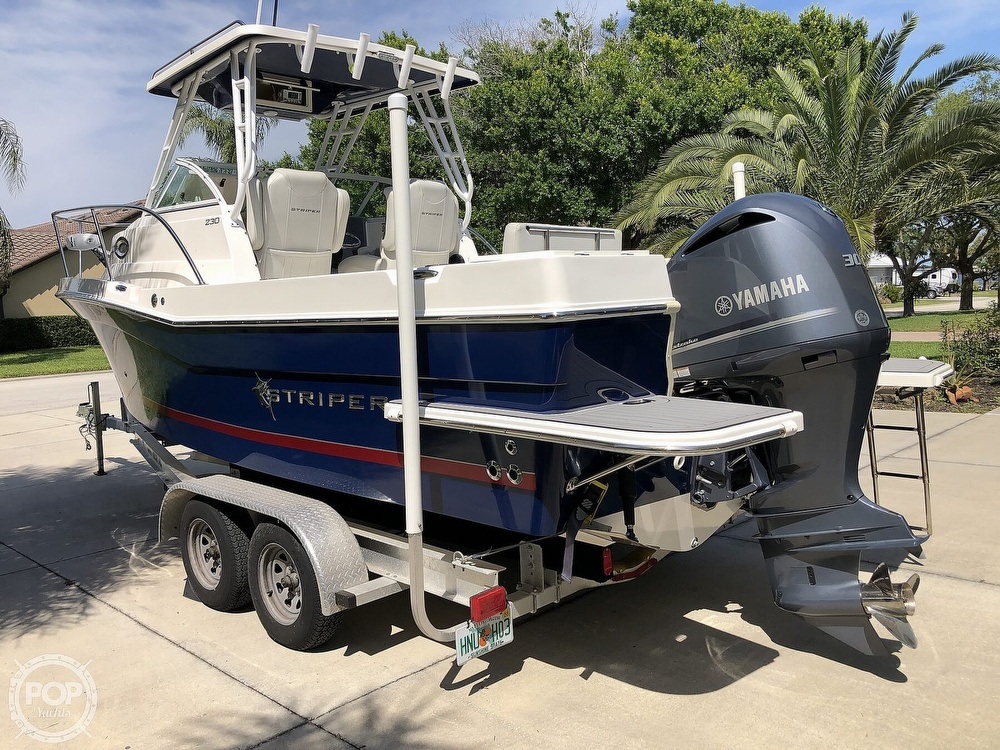 2017 Striper boat for sale, model of the boat is 230 & Image # 22 of 40