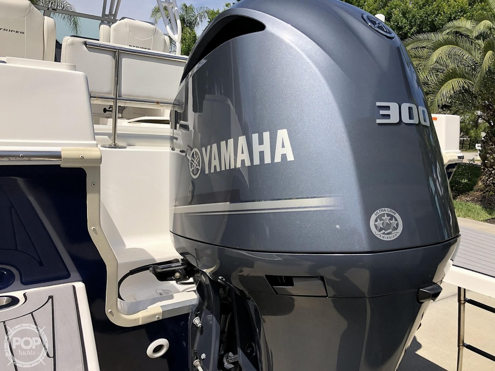 2017 Striper boat for sale, model of the boat is 230 & Image # 24 of 40