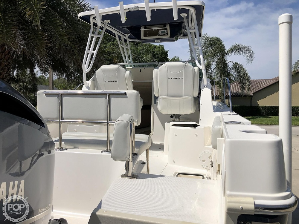 2017 Striper boat for sale, model of the boat is 230 & Image # 38 of 40
