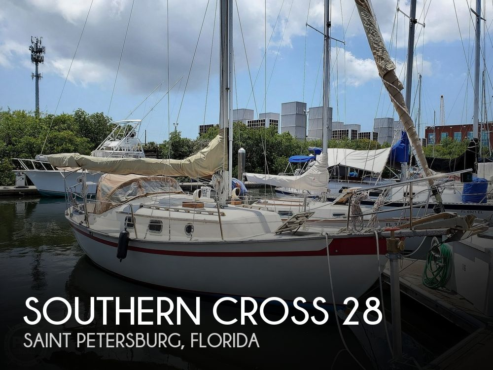 1982 Southern Cross boat for sale, model of the boat is 28 & Image # 1 of 40