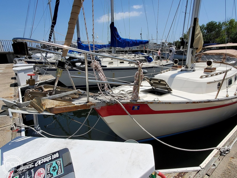 1982 Southern Cross boat for sale, model of the boat is 28 & Image # 23 of 40