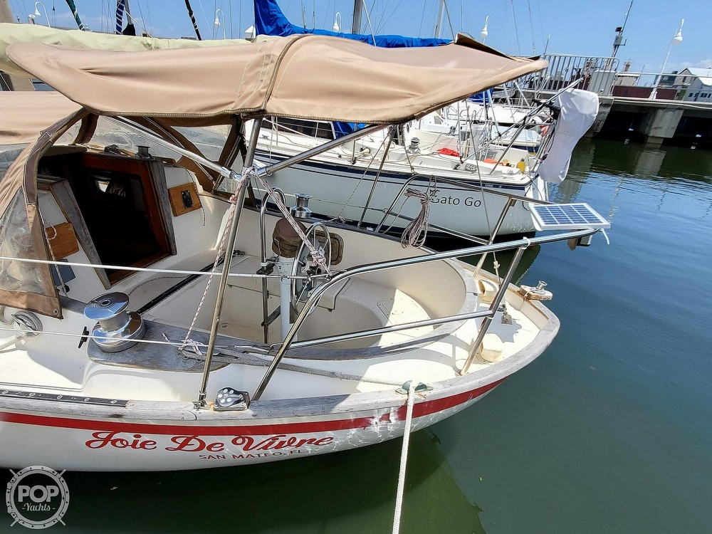 1982 Southern Cross boat for sale, model of the boat is 28 & Image # 39 of 40