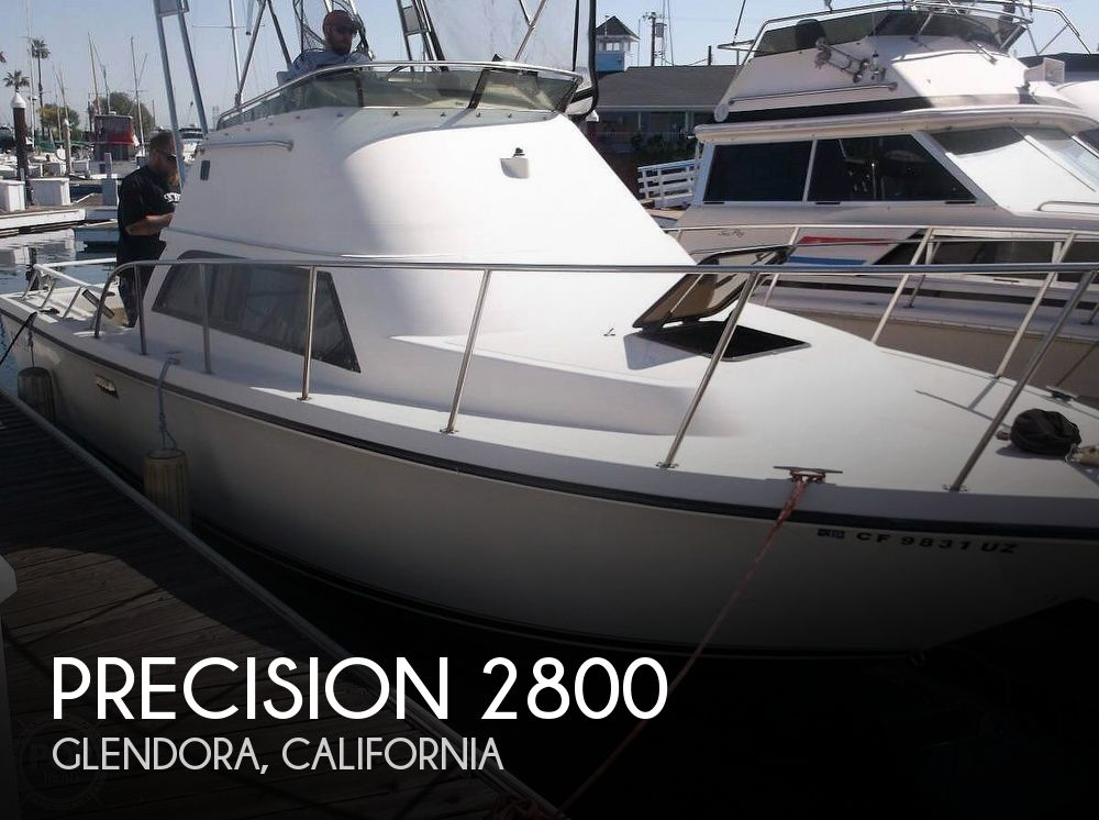 Used Precision Boats For Sale by owner | 1993 Precision 28