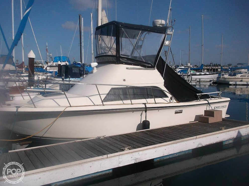 1993 Precision boat for sale, model of the boat is 2800 & Image # 7 of 40