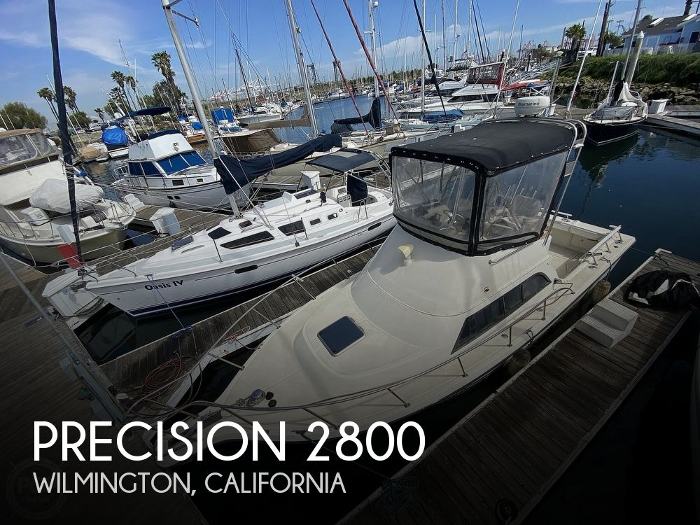 1993 Precision boat for sale, model of the boat is 2800 & Image # 1 of 40
