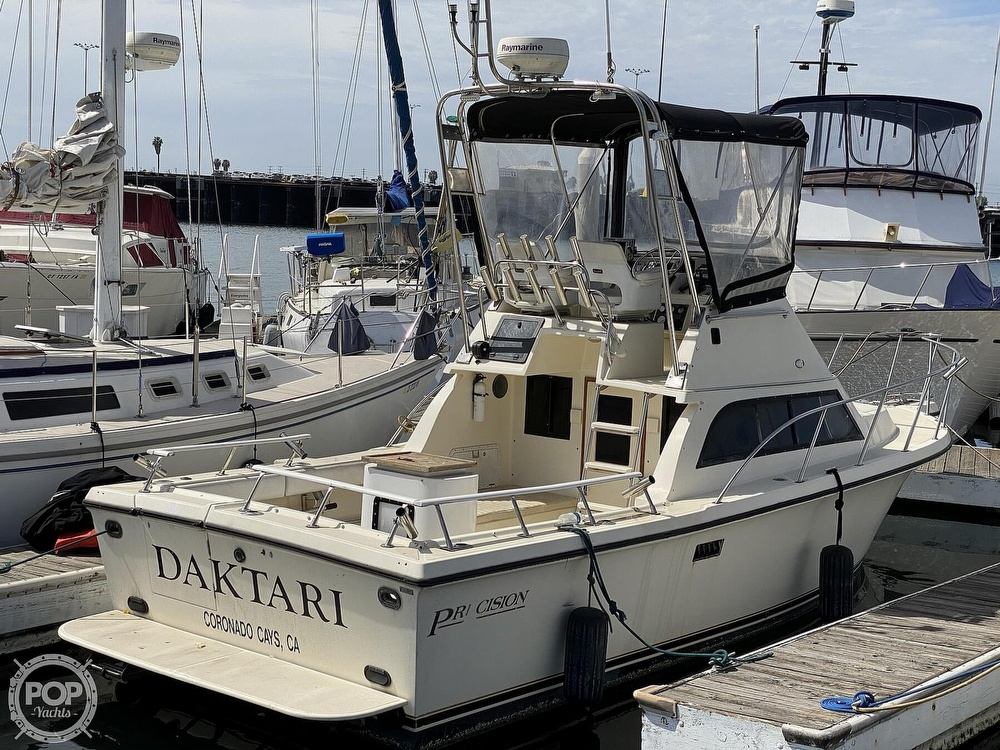 1993 Precision boat for sale, model of the boat is 2800 & Image # 6 of 40