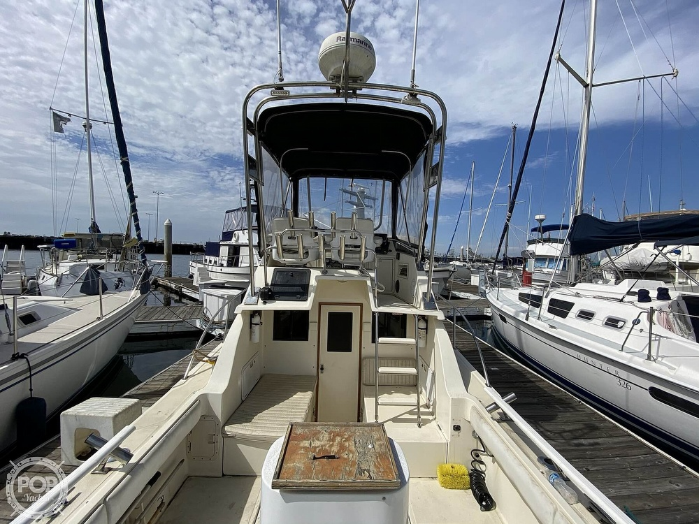 1993 Precision boat for sale, model of the boat is 2800 & Image # 24 of 40