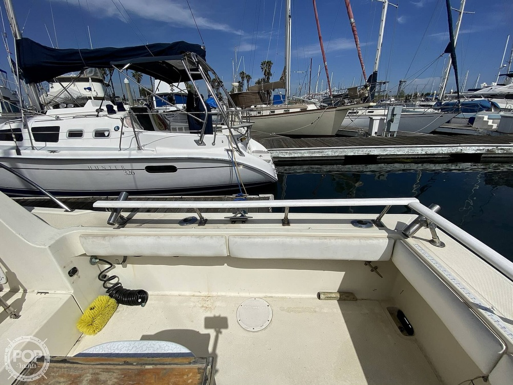 1993 Precision boat for sale, model of the boat is 2800 & Image # 32 of 40