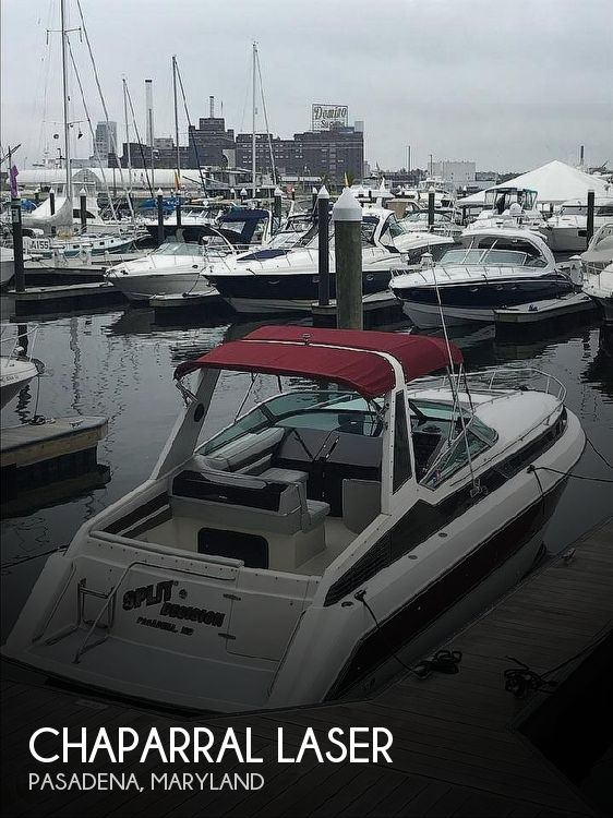 Used Chaparral Boats For Sale in Maryland by owner | 1988 32 foot Chaparral Laser