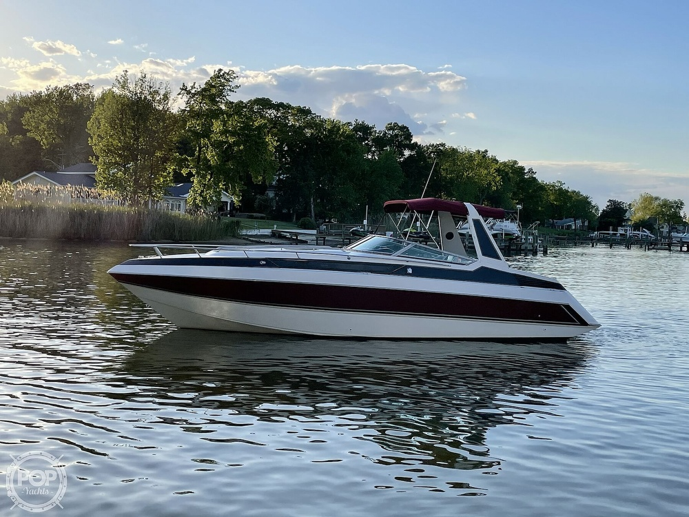 1988 Chaparral boat for sale, model of the boat is Laser & Image # 9 of 40