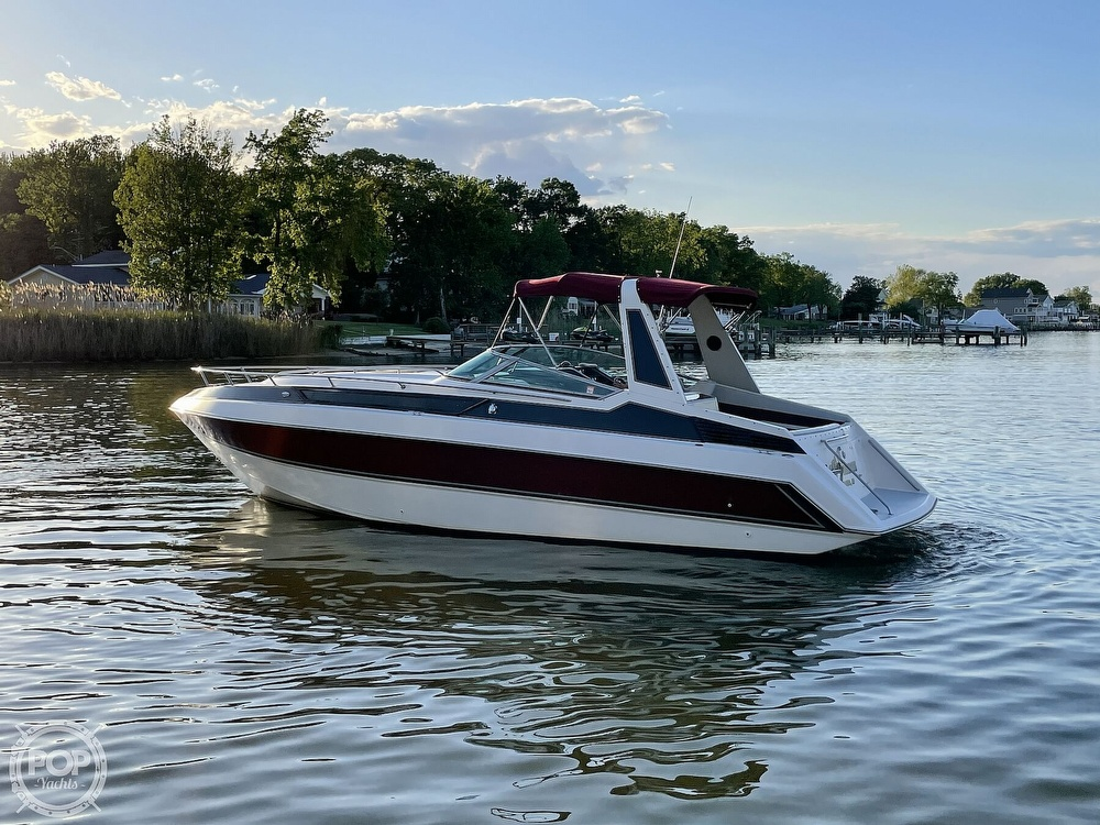1988 Chaparral boat for sale, model of the boat is Laser & Image # 11 of 40