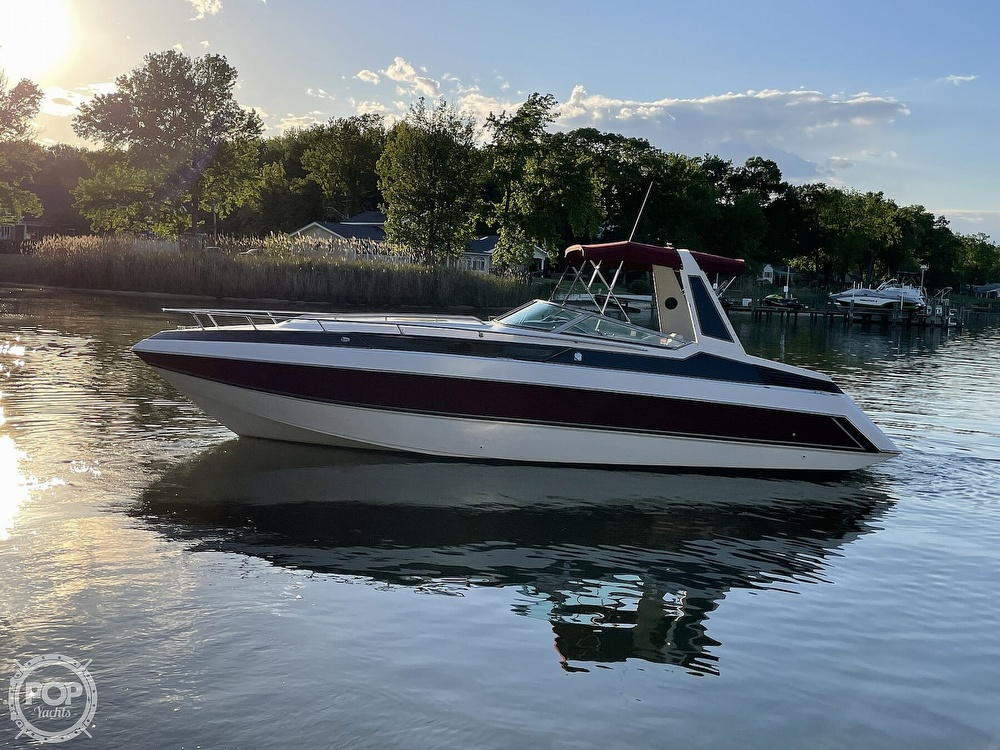 1988 Chaparral boat for sale, model of the boat is Laser & Image # 13 of 40