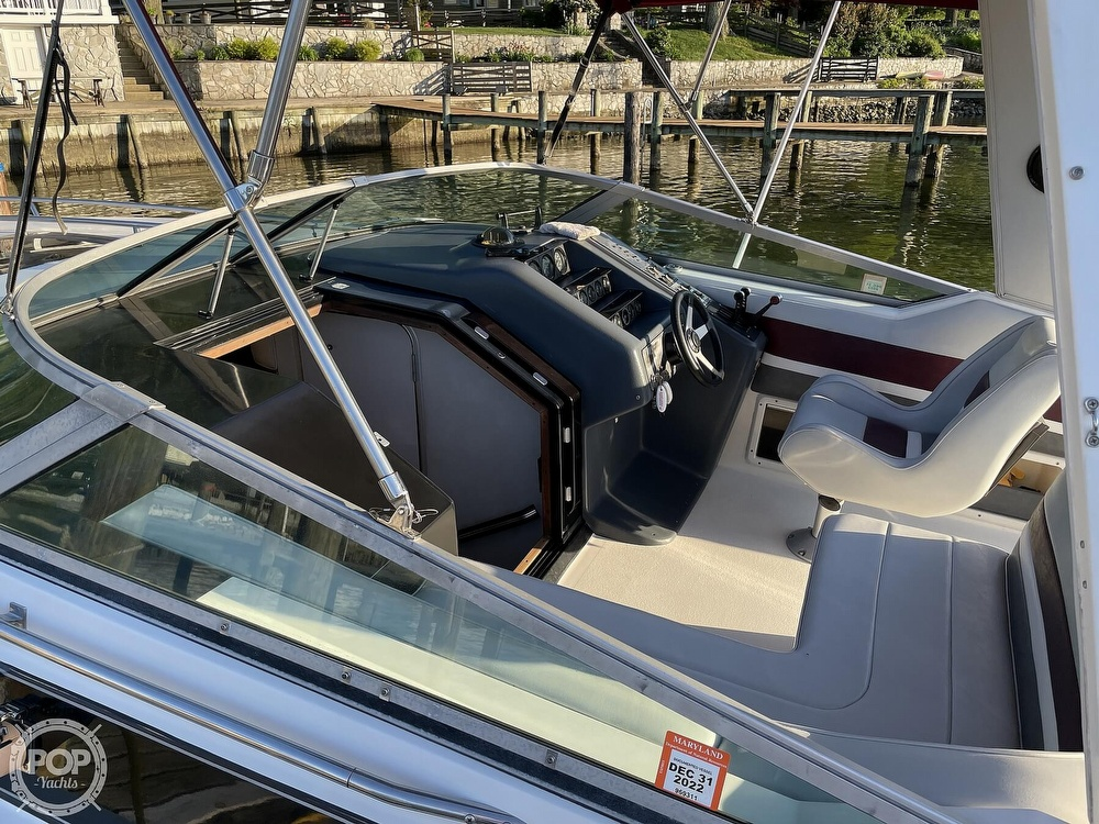 1988 Chaparral boat for sale, model of the boat is Laser & Image # 28 of 40