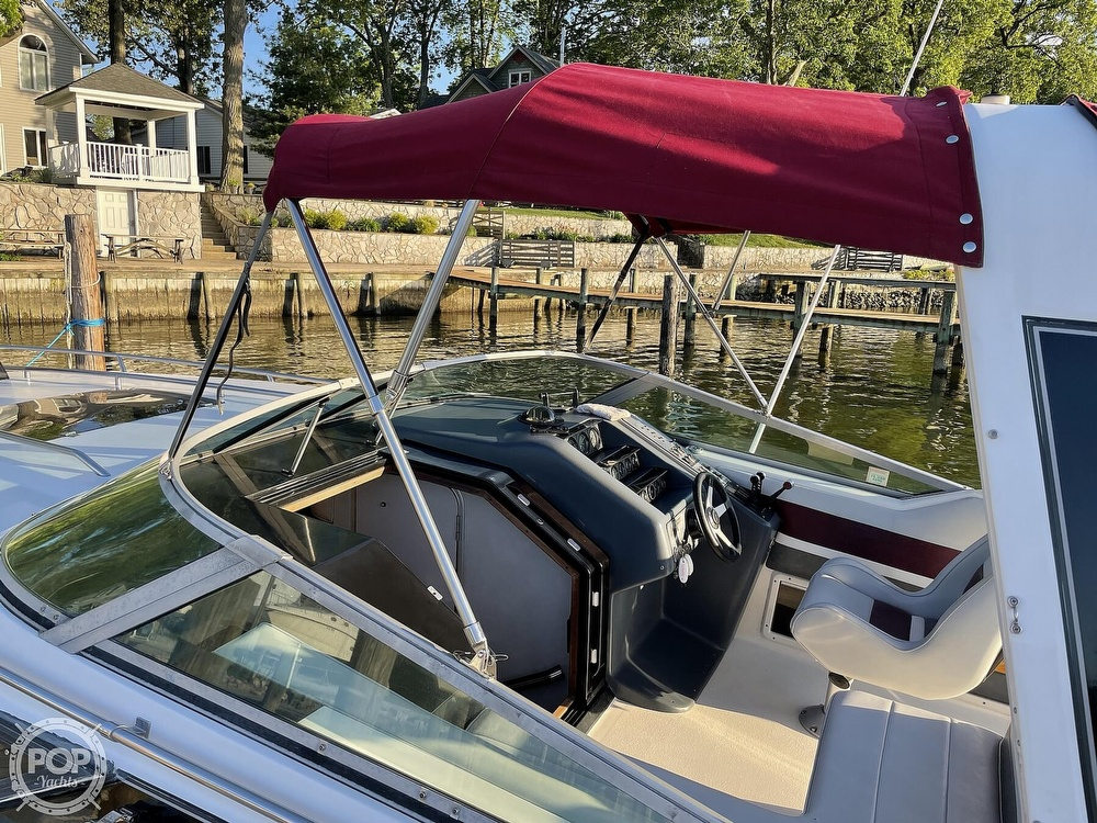 1988 Chaparral boat for sale, model of the boat is Laser & Image # 30 of 40