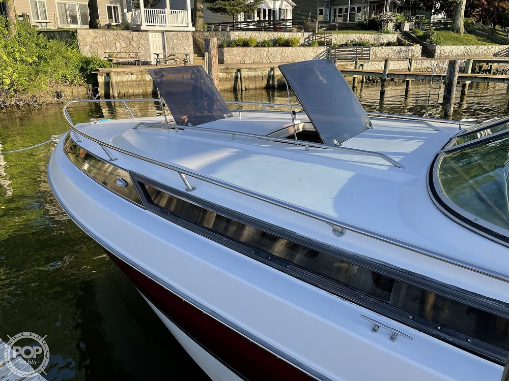1988 Chaparral boat for sale, model of the boat is Laser & Image # 33 of 40