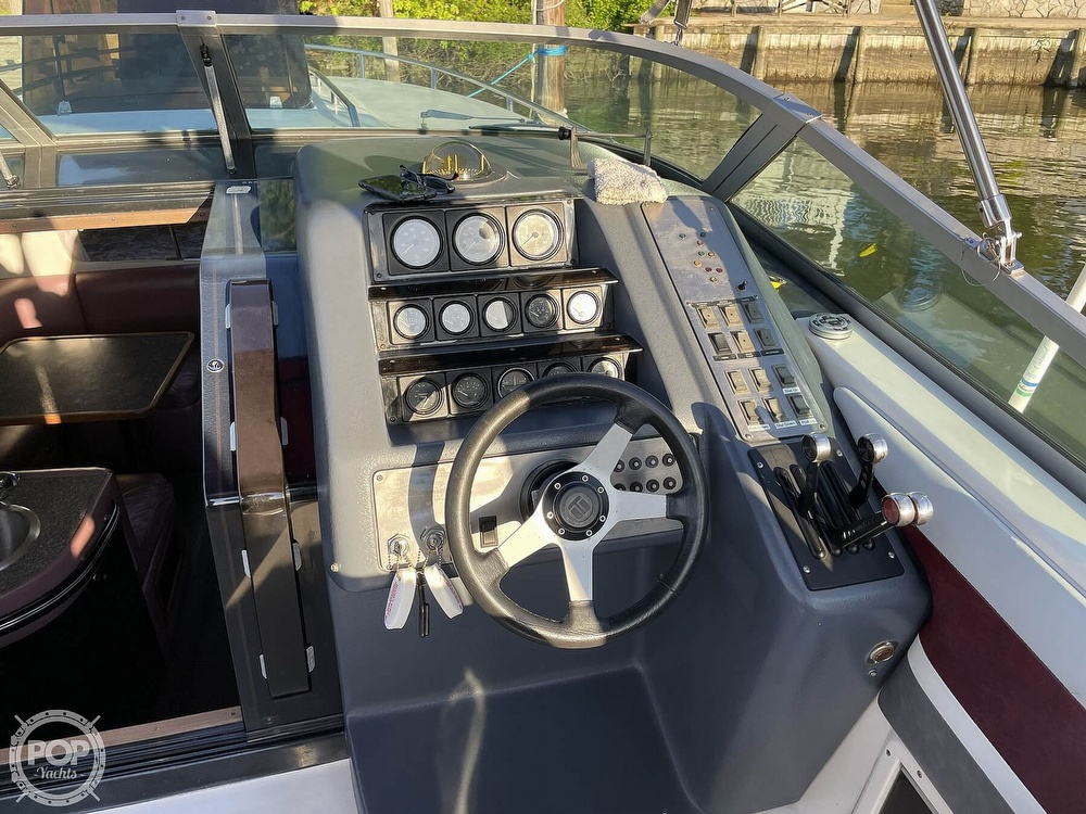 1988 Chaparral boat for sale, model of the boat is Laser & Image # 35 of 40