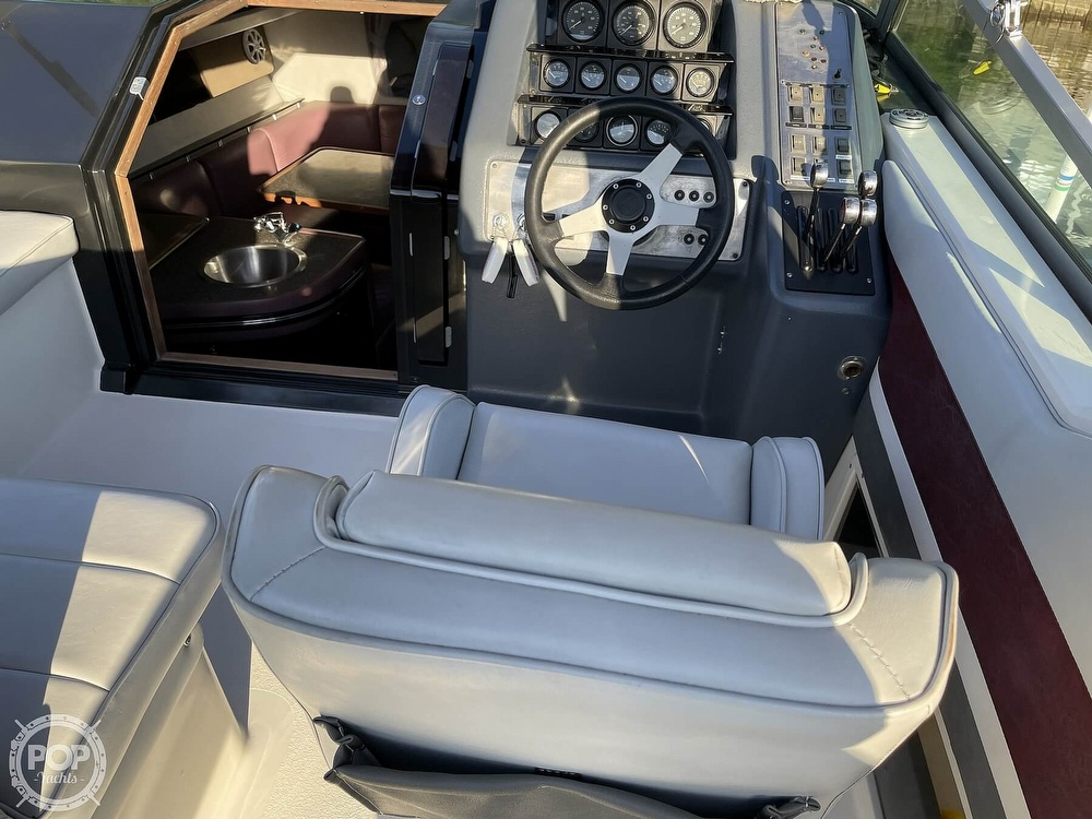 1988 Chaparral boat for sale, model of the boat is Laser & Image # 36 of 40