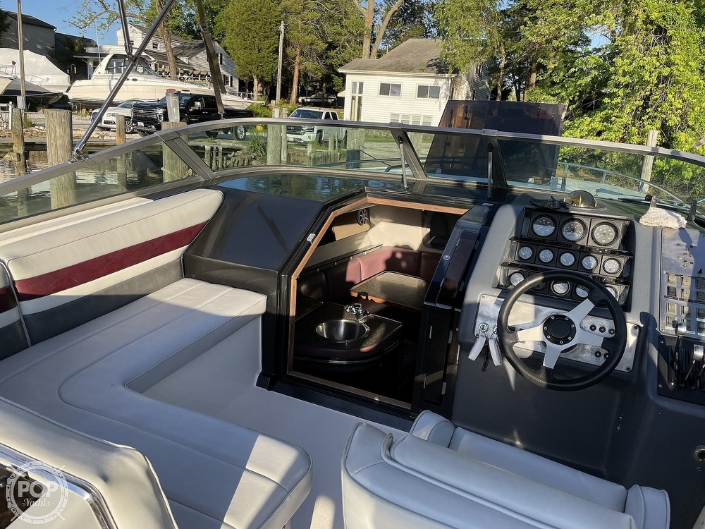 1988 Chaparral boat for sale, model of the boat is Laser & Image # 38 of 40