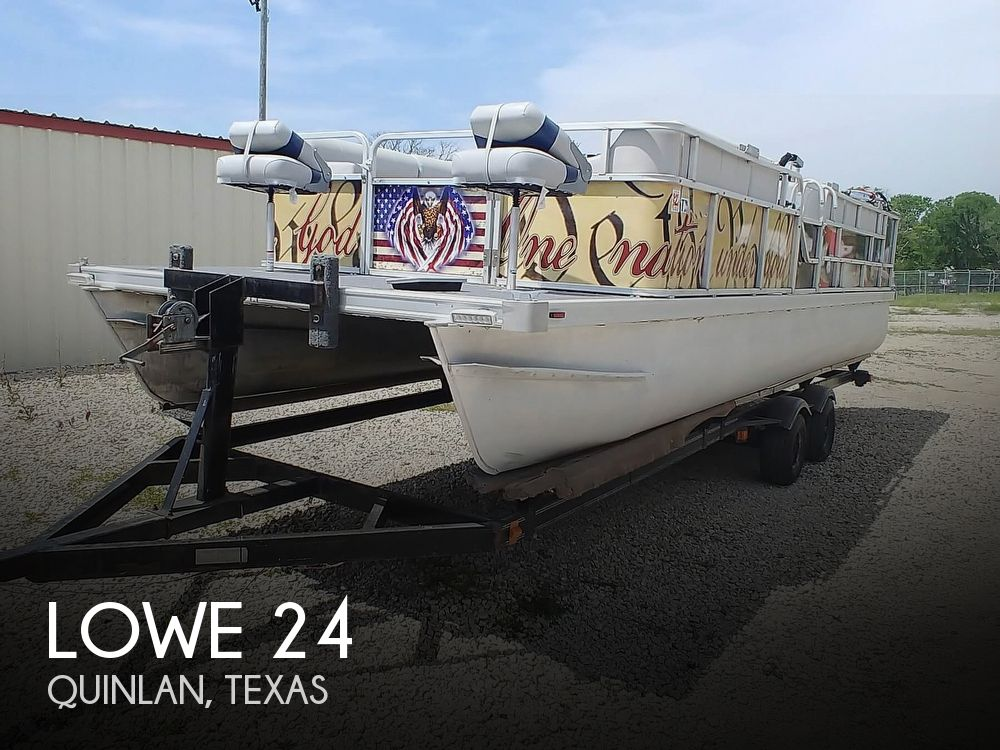 1989 LOWE 24 for sale