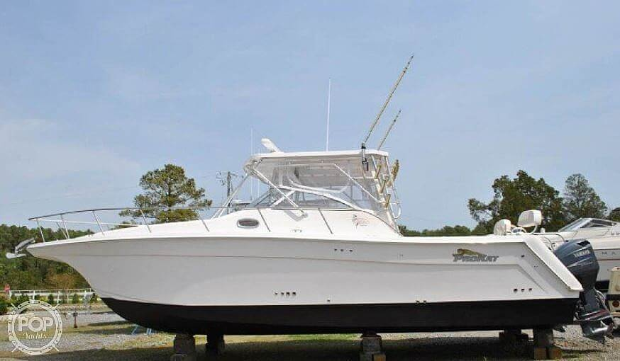 2007 Prokat boat for sale, model of the boat is 3660 Sport Fish & Image # 13 of 40