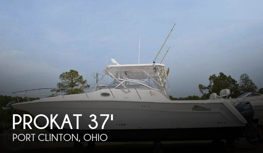 Used Power boats For Sale in Ohio by owner | 2007 ProKat 37