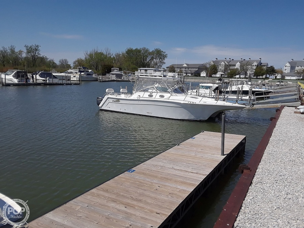 2007 Prokat boat for sale, model of the boat is 3660 Sport Fish & Image # 8 of 40