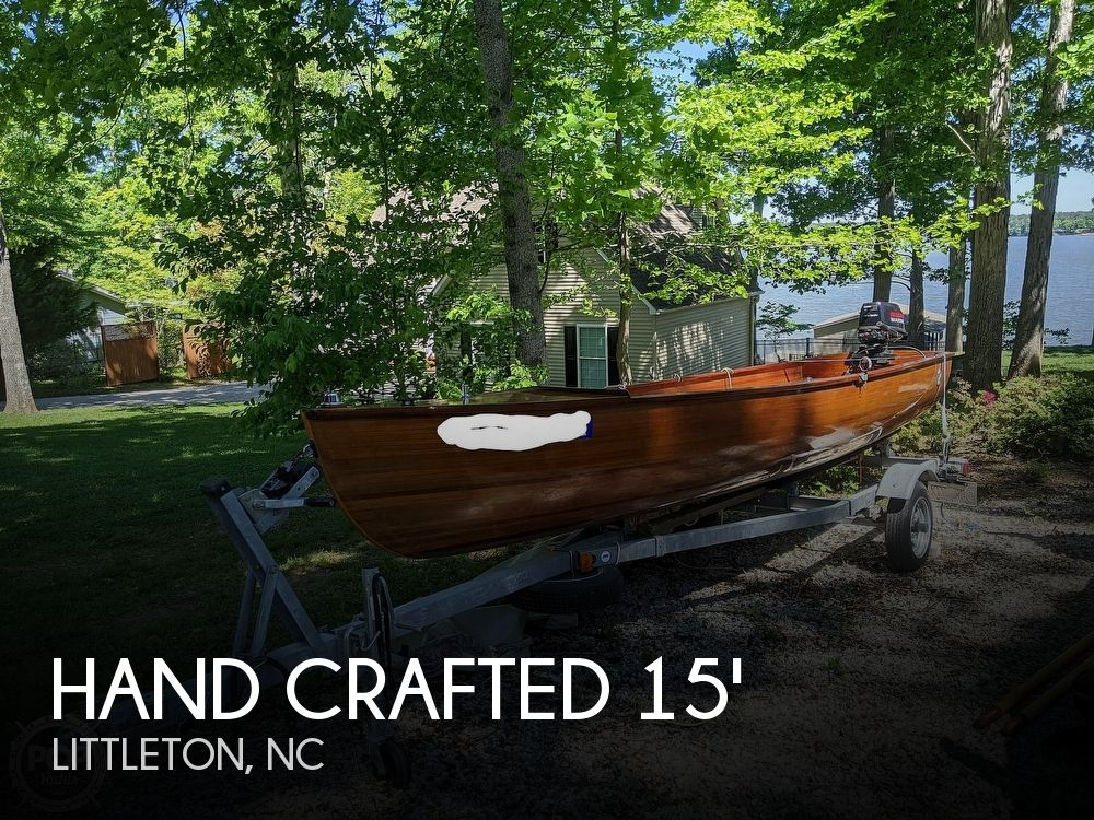 2005 Homemade boat for sale, model of the boat is Canadian Red Cedar & Image # 1 of 40