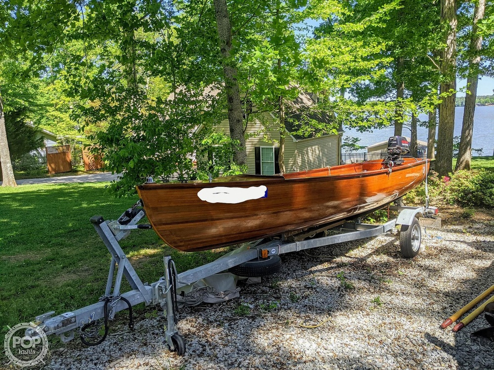 2005 Homemade boat for sale, model of the boat is Canadian Red Cedar & Image # 6 of 40