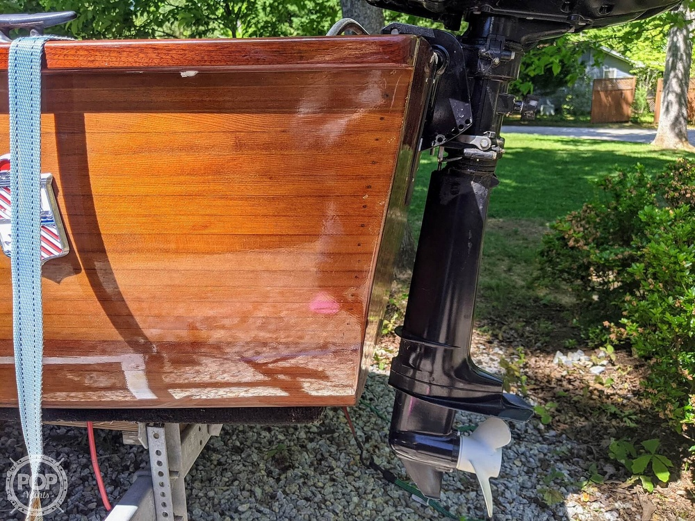 2005 Homemade boat for sale, model of the boat is Canadian Red Cedar & Image # 18 of 40
