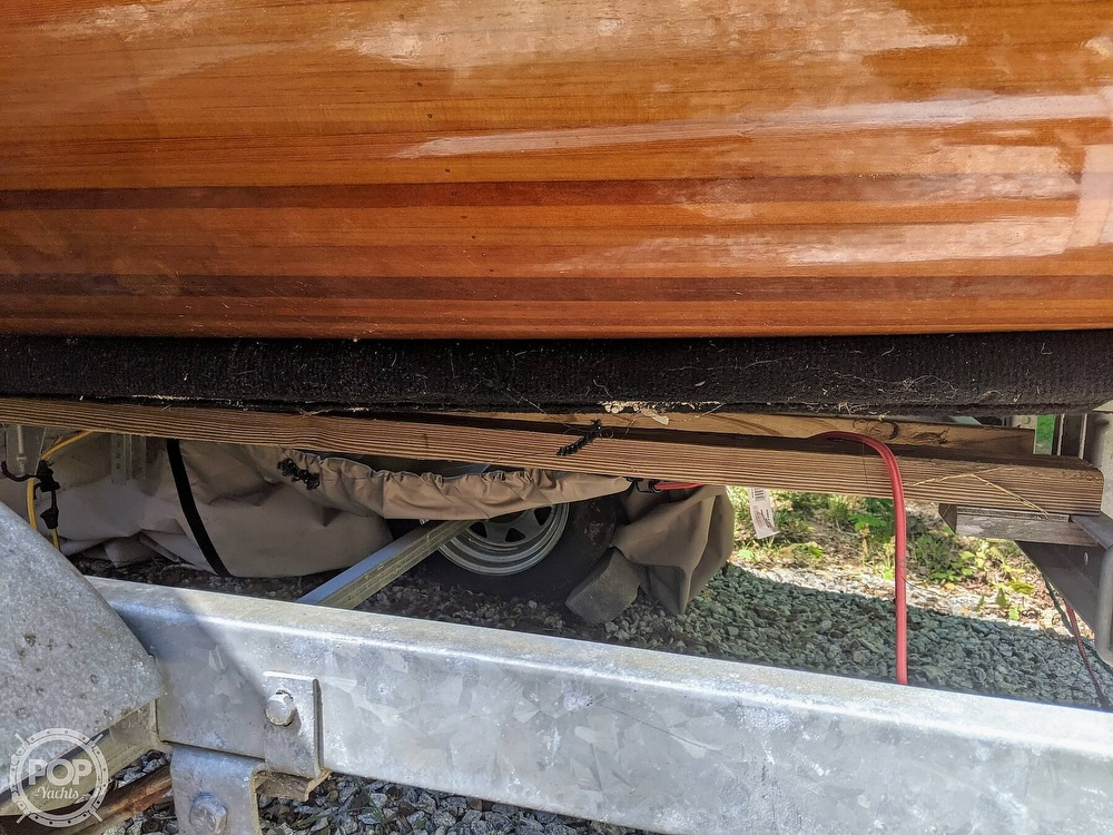 2005 Homemade boat for sale, model of the boat is Canadian Red Cedar & Image # 19 of 40