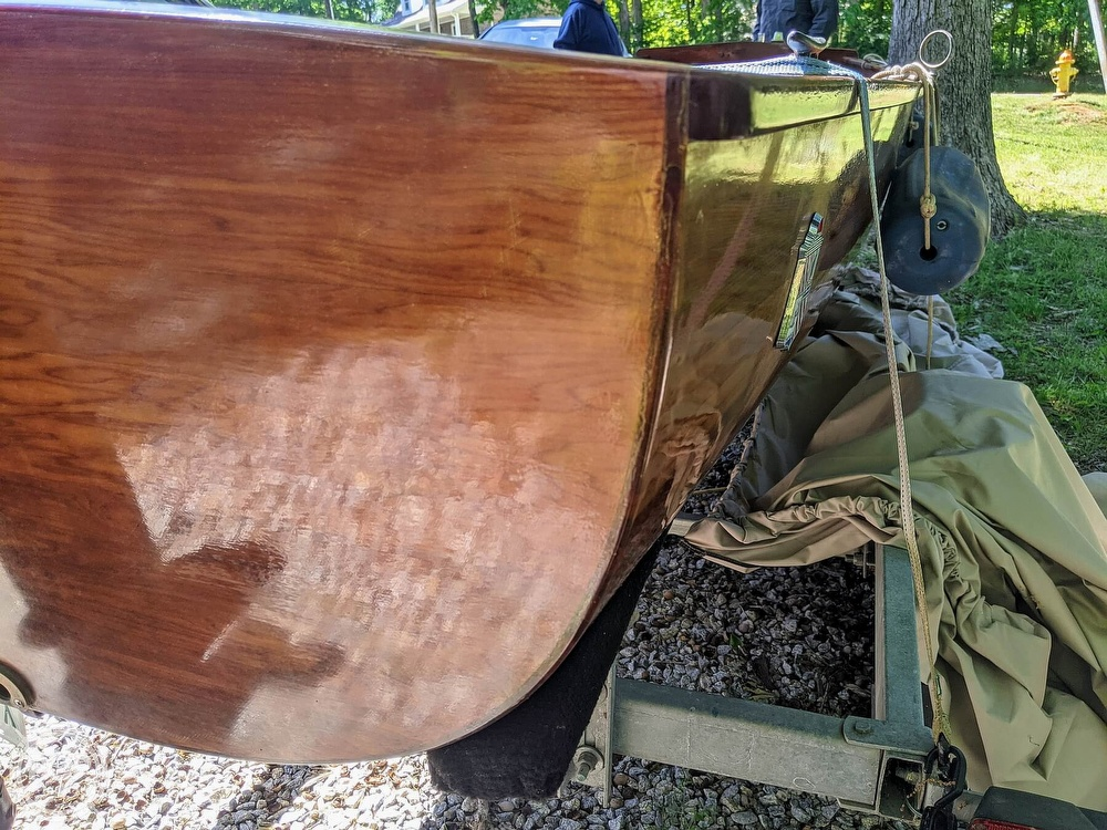 2005 Homemade boat for sale, model of the boat is Canadian Red Cedar & Image # 21 of 40