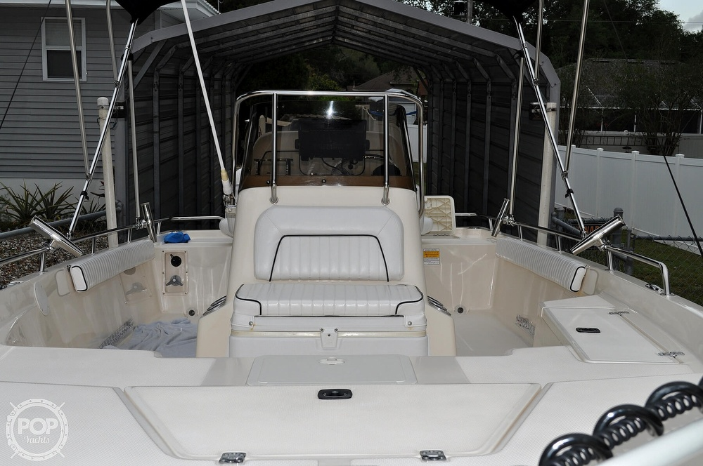 2007 Key West boat for sale, model of the boat is 216 Bay Reef & Image # 15 of 40