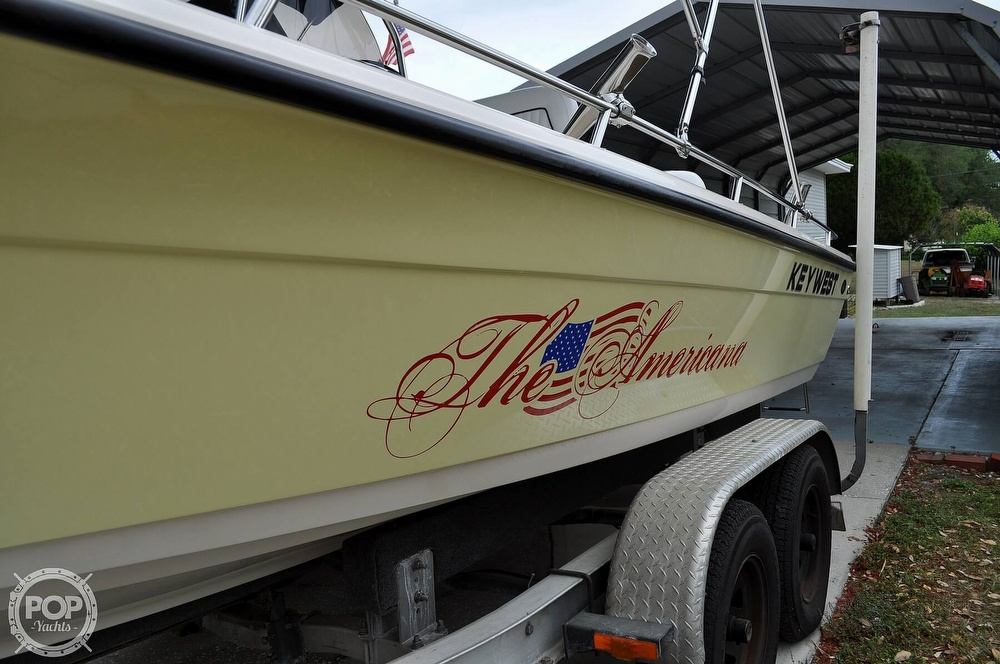 2007 Key West boat for sale, model of the boat is 216 Bay Reef & Image # 6 of 40