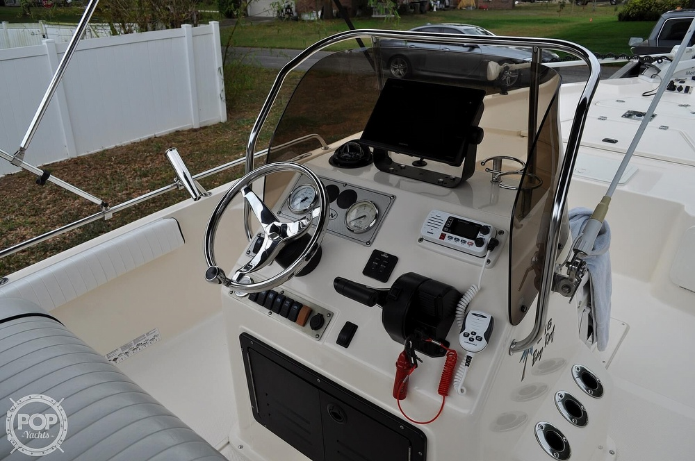 2007 Key West boat for sale, model of the boat is 216 Bay Reef & Image # 12 of 40
