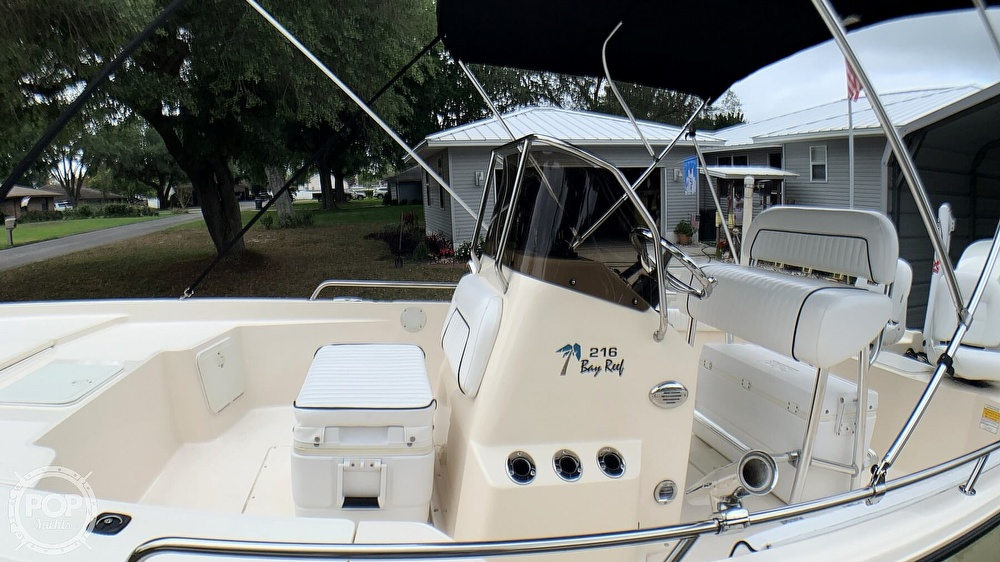 2007 Key West boat for sale, model of the boat is 216 Bay Reef & Image # 9 of 40