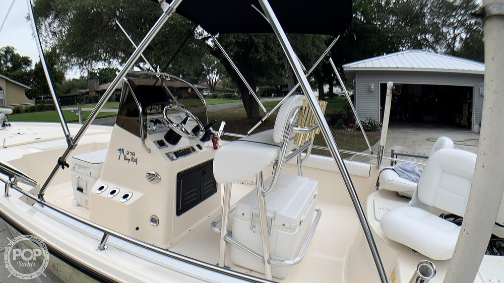 2007 Key West boat for sale, model of the boat is 216 Bay Reef & Image # 10 of 40