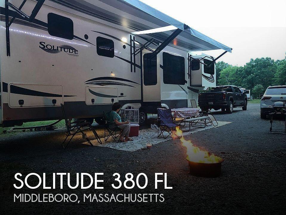 2021 Grand Design Solitude 380 FL