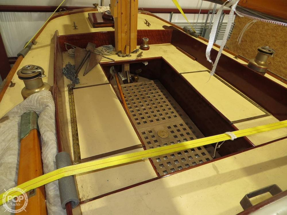 1953 Custom boat for sale, model of the boat is 34 Nielsen & Image # 3 of 40