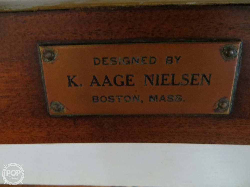1953 Custom boat for sale, model of the boat is 34 Nielsen & Image # 5 of 40